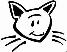 Malvorlagen Katzenkopf Katzenkopf Ausmalbild Malvorlage Comics