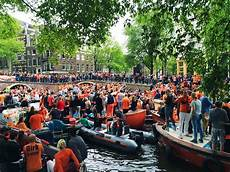 Celebrate King S Day Like A Real Amsterdamer The Best