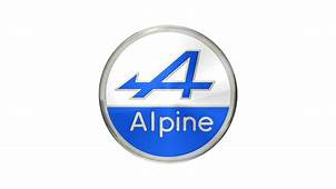 Alpine Automobile Logo  HD Png Information