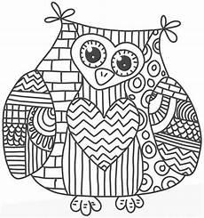 owl mandala coloring pages at getdrawings free