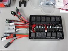 Custom Relay Panels Ce Auto Electric Supply