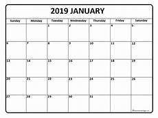january 2019 calendar january 2019 calendar printable