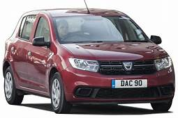 Dacia Sandero Hatchback Interior Dashboard & Satnav