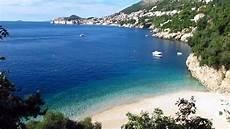 dubrovnik beach youtube