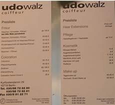 Coiffeur Udo Walz 71 Plant Noch Einen Megastore Am Ku Damm