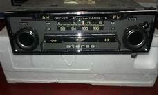 becker mexico am fm stereo cassette unit for for sale