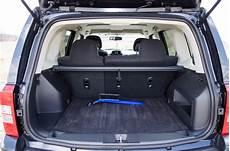 Jeep Patriot Cargo Capacity Motor News