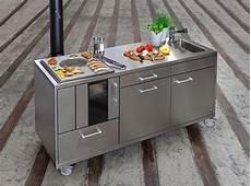 Outdoor Küche Edelstahl - holzherde tiba design qualit 228 t paccagnel terlan