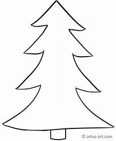 einfacher tannenbaum ausmalbild 187 gratis ausdrucken