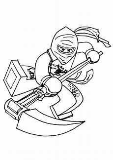 ausmalbilder ninjago 7 ausmalbilder