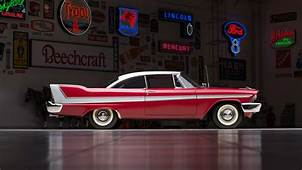 1958 Plymouth Fury Christine Wallpapers & HD Images