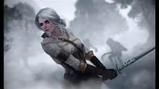 Ciri The Witcher - the witcher 3 ciri