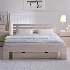 Bett Weiß 200x200 - hasena bett wood line kopfteil litto buche wei 223 200x200 cm
