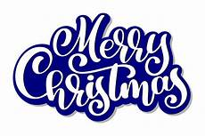 merry christmas vector text calligraphic lettering design card template creative typography for