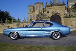 17 Best Ford Capris Modified Classic Cars Images On