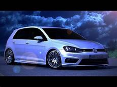golf 7r tuning photoshop tuning volkswagen golf 7 r line 6