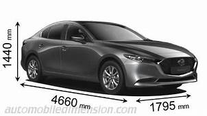 Mazda 3 Sedan 2019 Dimensions Boot Space And Interior