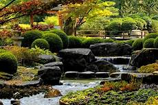 garten feng shui feng shui garten selber gestalten anlegen pflanzen beispiele bilder