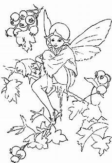Malvorlage Elfen Kostenlos Malvorlagen Elfen