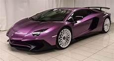 Purple Lamborghini Pictures 2018 purple lamborghini aventador sv for the refined