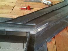 pose d un cheneau en zinc zinguerie zinc 201 tain noue solin goutti 232 re