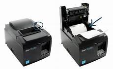 tsp100 printer setup ambur support