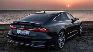 The New Audi A7 Review  Insider Middle East