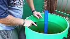 Teichfilter Eigenbau Technik - diy how to build your own bio filter system for kio pond