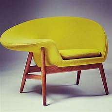 midcentury modern and vintage the fried egg chair