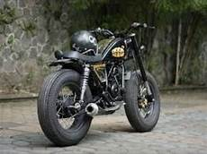 Modifikasi Custom by Modifikasi Motor Aliran Bobber Bobber Custom Before