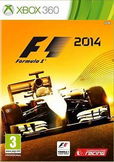 F1 2014 X360 Argusjeux Fr Argus Jeux Vid 233 O D