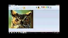 Recadrer Une Image Avec Quot Paint Quot Derni 232 Re Version