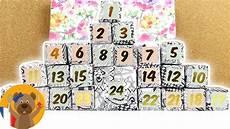calendrier de l avent à faire calendrier de l avent diy surprises origami 224 faire soi