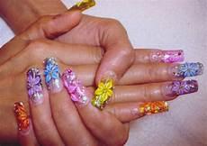lilo 3d nail art