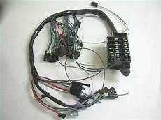 1964 Chevy Impala Ss Dash Wiring Harness With