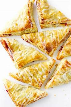 ridiculously easy puff pastry turnovers any flavor so damn delish