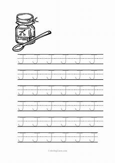 letter tracing worksheets j 23894 11 letter j worksheets for kittybabylove