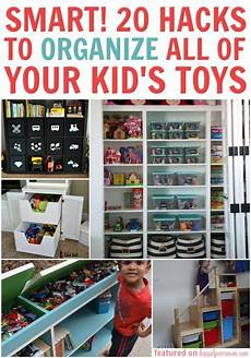 20 hacks to organize all of your kid s toys homeschool giveaways