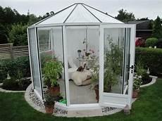 Glaspavillon Mit Durchmesser 250 Cm Bis 900 Cm