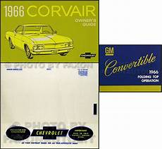 free online auto service manuals 1963 chevrolet corvair 500 navigation system 1966 chevy corvair convertible owners manual set car guide top book corsa monza ebay