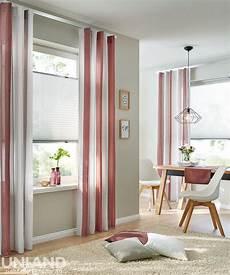Unland Riva Karmin 001 Vorhang Fensterideen Gardinen