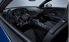 audi r8 interieur 2020 audi r8 gets sharper faster more lambo like ny