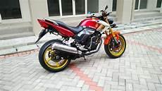 Honda Tiger Modifikasi Standar by Acr Modifikasi Honda Tiger Revo Dengan Limbah Yamaha R1