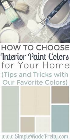 how to choose interior paint colors for your home august