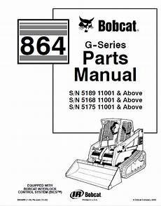 864 bobcat wiring schematic bobcat 864 g series skid steer loader parts manual pdf
