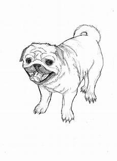 Malvorlage Hund Mops Malvorlagen Fur Kinder Ausmalbilder Mops Kostenlos