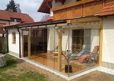 schiebetür glas terrasse schiebegl 228 ser schiebet 252 ren in holz montiert in o 214