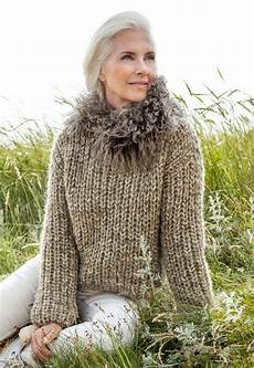 grossa pullover lala berlin lovely tweed lala