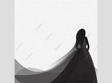 Muslim Wedding Bride Vector, Wedding, Bride, Marriage PNG