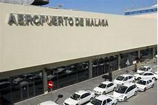 Aeroporto Di Malaga In Spagna Immagine Stock Immagine Di
